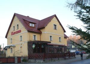 budynek Karczmy Podgórzanka